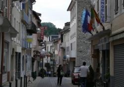 Lourdes, Rue de Bourg