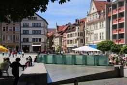 Gotha, am Neumarkt