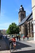 Gotha, Margarethenkirche auf dem Neumarkt