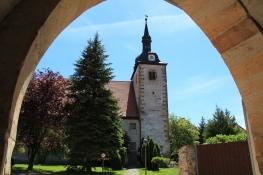 Mühlberg, Wehrkirche Sankt Lukas