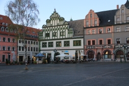 Weimar, Marktplatz