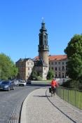 Weimar, Bastille am Stadtschloss