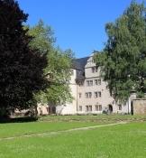 Schloss Kromsdorf, Parkseite