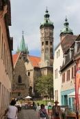 Naumburg, Blick auf den Dom