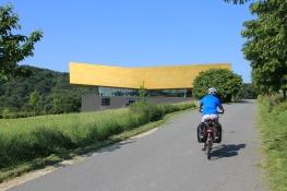 Besucherzentrum Arche Nebra in Kleinwangen