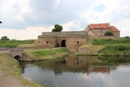 Festung Heldrungen, Toranlage
