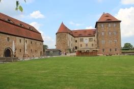 Festung Heldrungen, Hauptgebäude