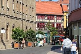 Bad Langensalza, Blick zu Neumarkt