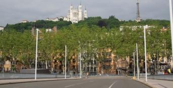 Lyon, Basilika Notre-Dame de Fourvière