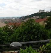 Lyon, von Jardin de la Grande Cote