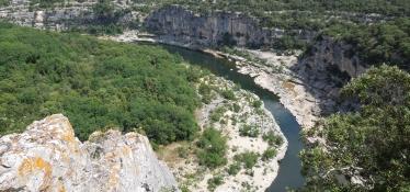 Ardèche, Belvédère Ranc-Pointu