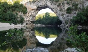 Ardèche, Pont dʹArc