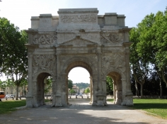 Orange, Arc de Triomphe
