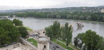 Avignon, Pont Saint-Bénezet