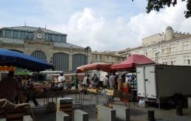 Beaucaire, Place de la République