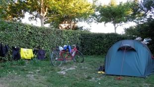 Arles, City Camping