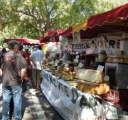 Arles, Boulevard des Lices (Markt)