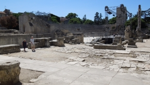 Arles, Theatre Antique