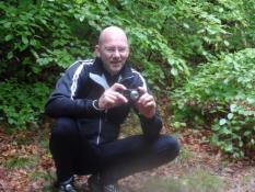 Fotografen bliver selv fotograferet