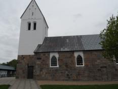 Snejbjerg kirke udefra