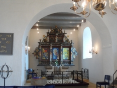Korbuen i Snejbjerg kirke