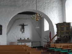 Vind kirkes kor