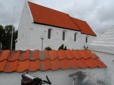Vind kirke set fra syd