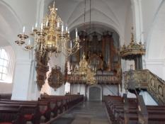 Rigt interiør i Kristkirken