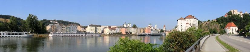 Passau mit Donau
