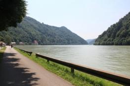 Donau vor Obermühl