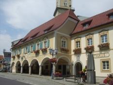 Rathaus in Rohrbach