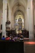 Klosterkirche in Vyšší Brod