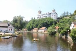 Schloss Rožmberk