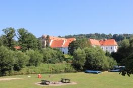 Kloster Zlatá Koruna (Goldenkron)