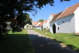 Dorf Čertyně