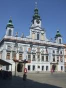 České Budějovice, Rathaus