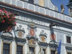 České Budějovice, Rathaus, Details
