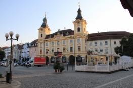 Písek, Rathaus