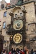 Prag, astronomische Uhr am Altstädter Rathaus