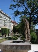 Prag, Gärten der Prager Burg