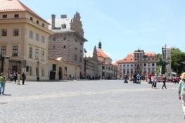 Prag, Hradschin-Platz