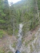 Masser af vild alpenatur/Lots of alpine wilderness