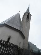 Kirken i den vidunderligt smukke landsby Guarda/The church in the splendid village of Guarda