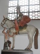 Ridderen og den fattige er begge Guds børn/The knight and the poor man are both Godʹs children
