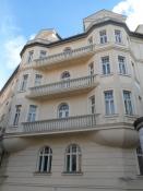 Her boede Hitler fra 1929 på Prinzregentenplatz 16/Here Hitler lived from 1929