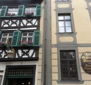 Her kommer den berømte Schlenkerla-røgøl fra/The home of the famous Schlenkerla smoked beer
