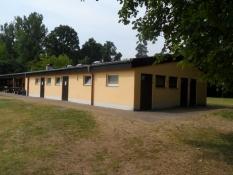 Totalt ensom toiletbygning/Totally deserted sanitary building