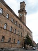Fürths rådhus ligner ét fra Italien/Fuerth has an Italian style town hall