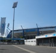 Grundig arena, 1. FC Nürnbergs hjemmebane/Grundig arena, home ground of FC Nuremberg