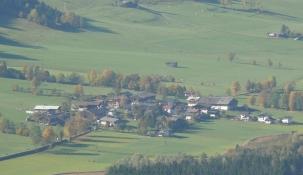 Flecken, Weiler von St. Ulrich am Pillersee